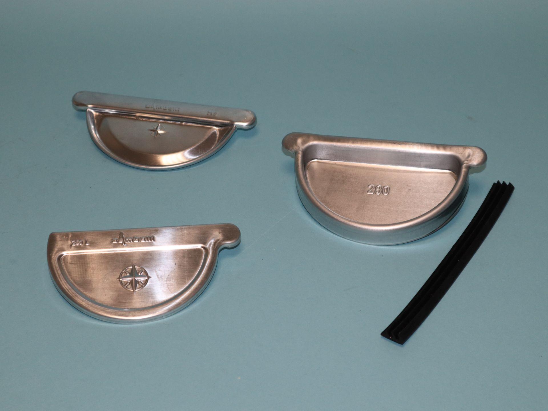 Dachrinnenboden Titanzink in verschiedenen Ausführungen
