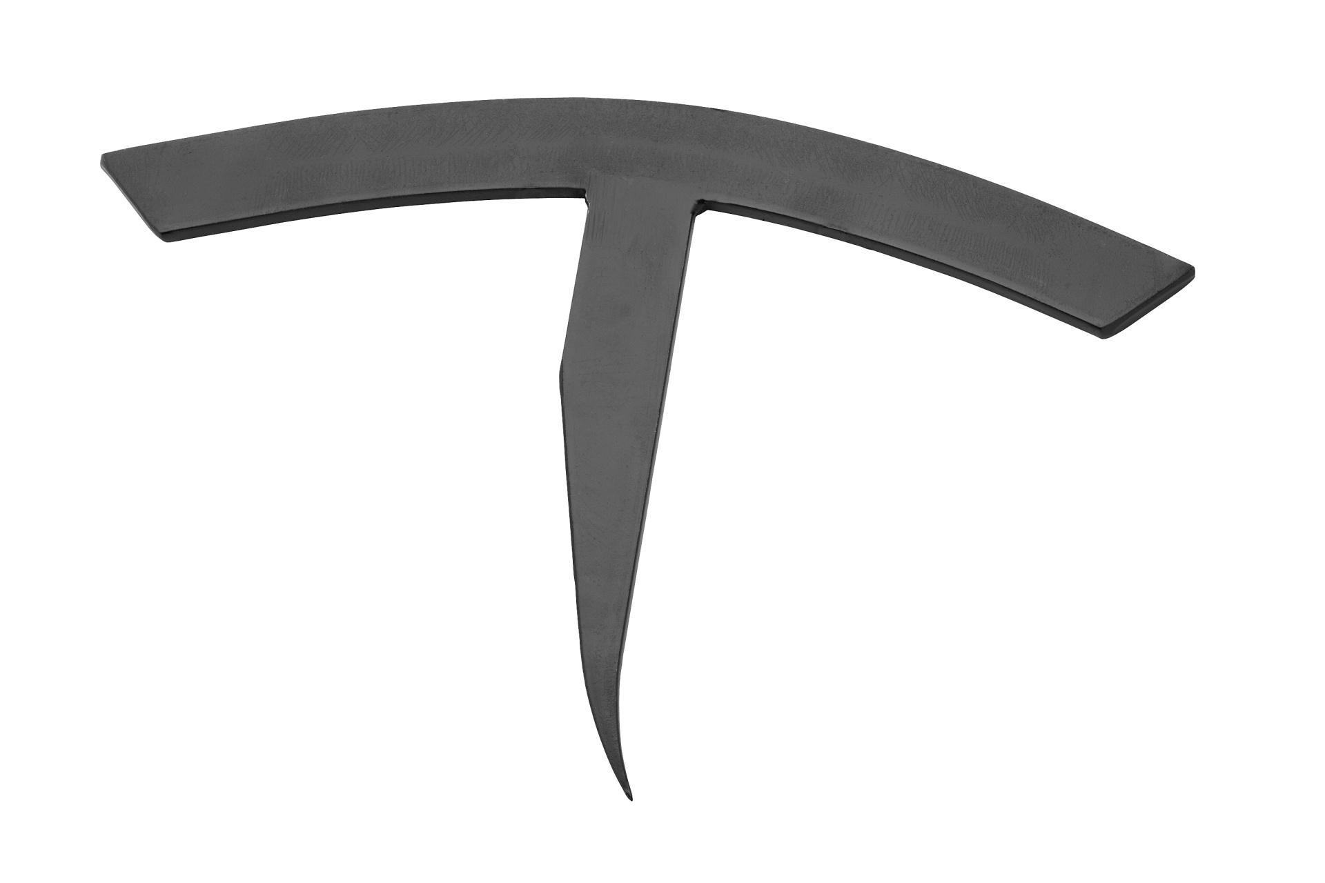 Schieferhaubrücke, gebogene Form