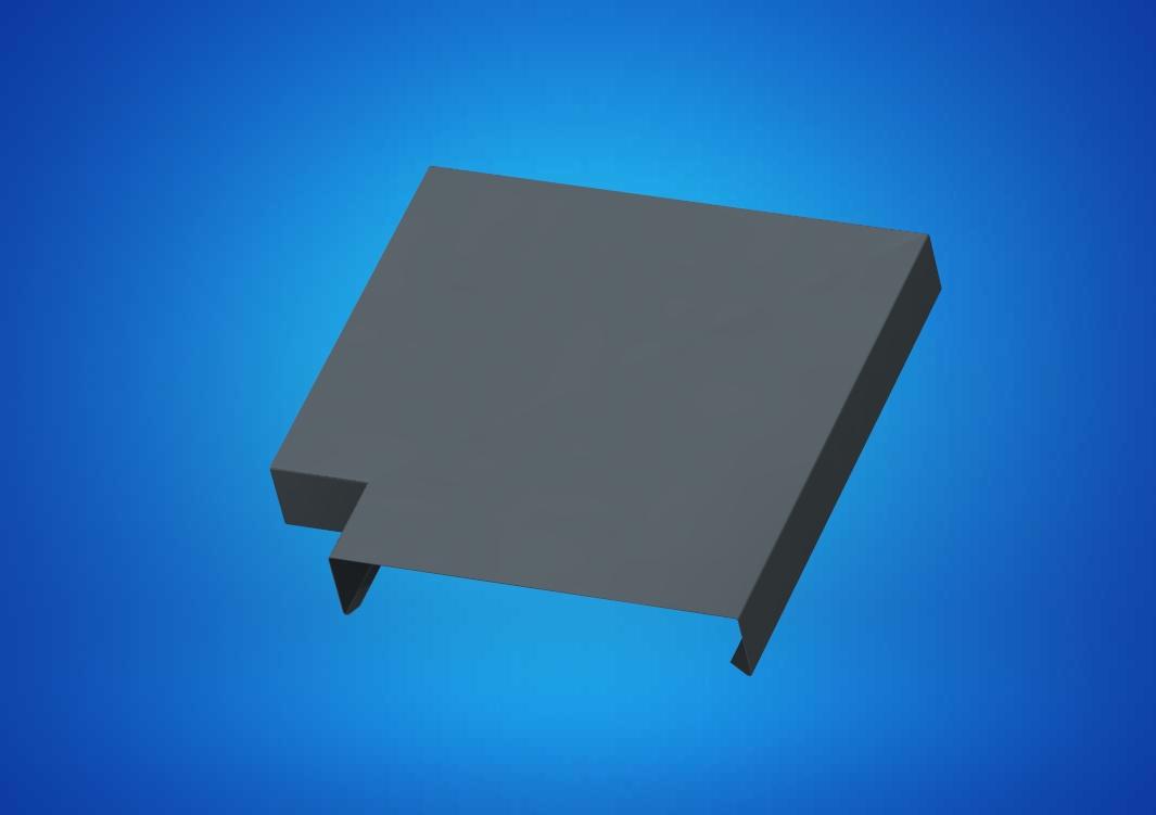 Mauerabdeckung Ecke - Eckformteil 90°