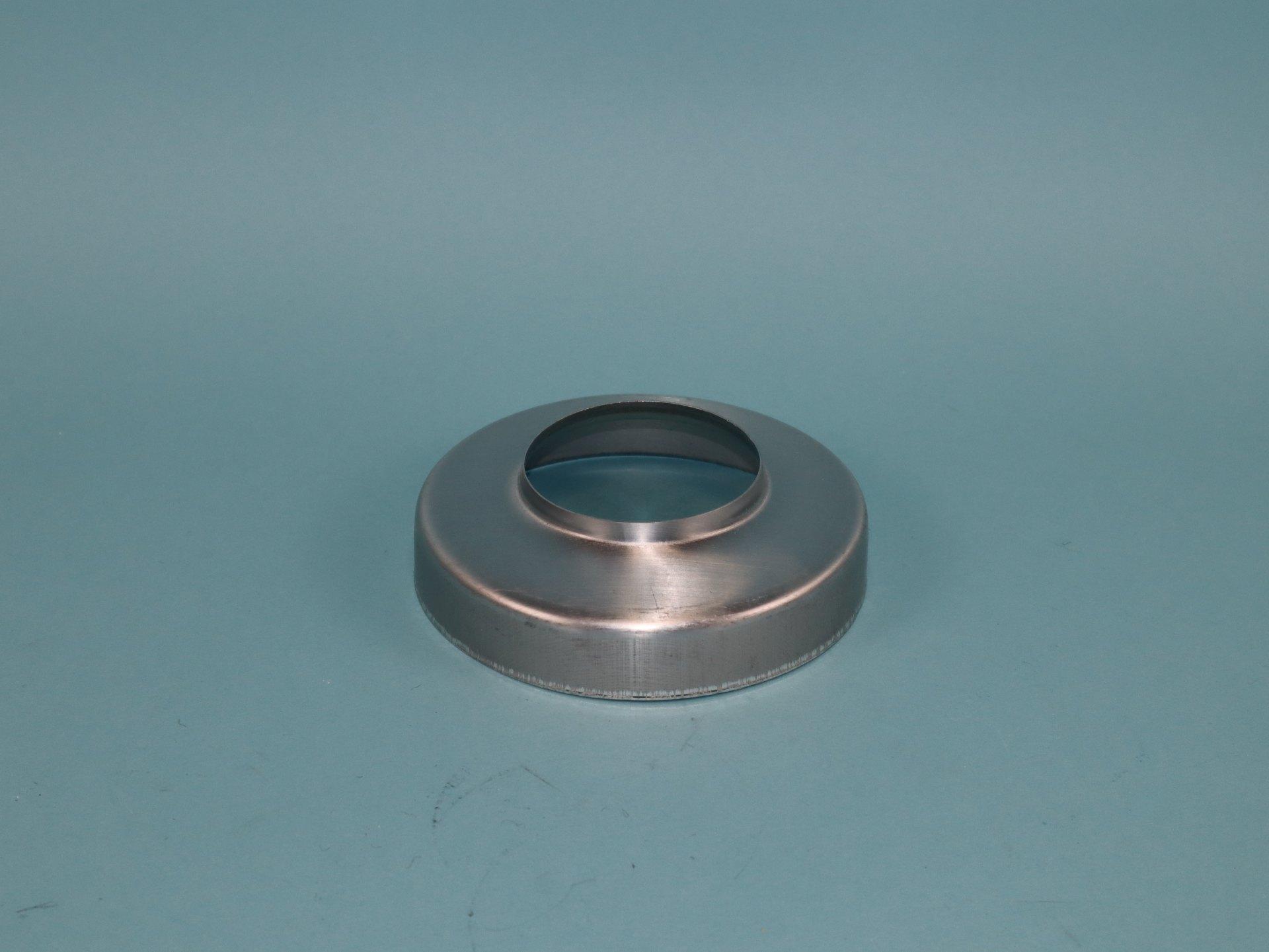 Standrohrkappe Aluminium
