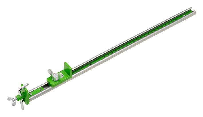 Lattenstichmass bis 40cm mit Fallsicherung