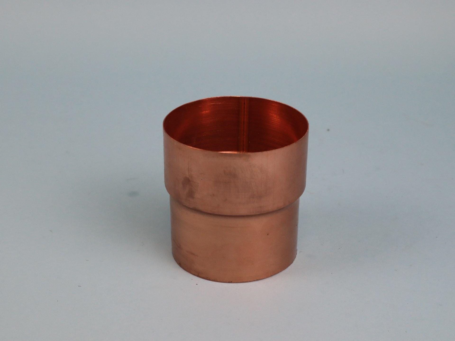 Fallrohrverbinder Kupfer
