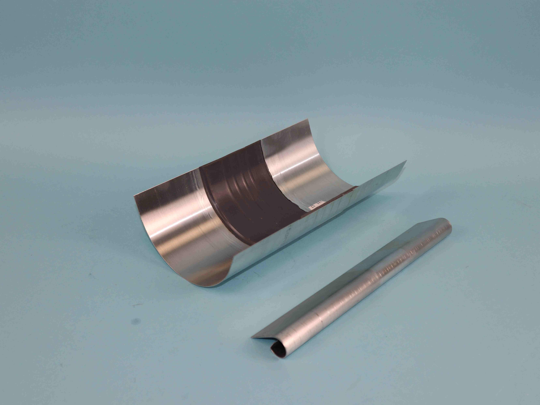 Dachrinnen Dila Aluminium
