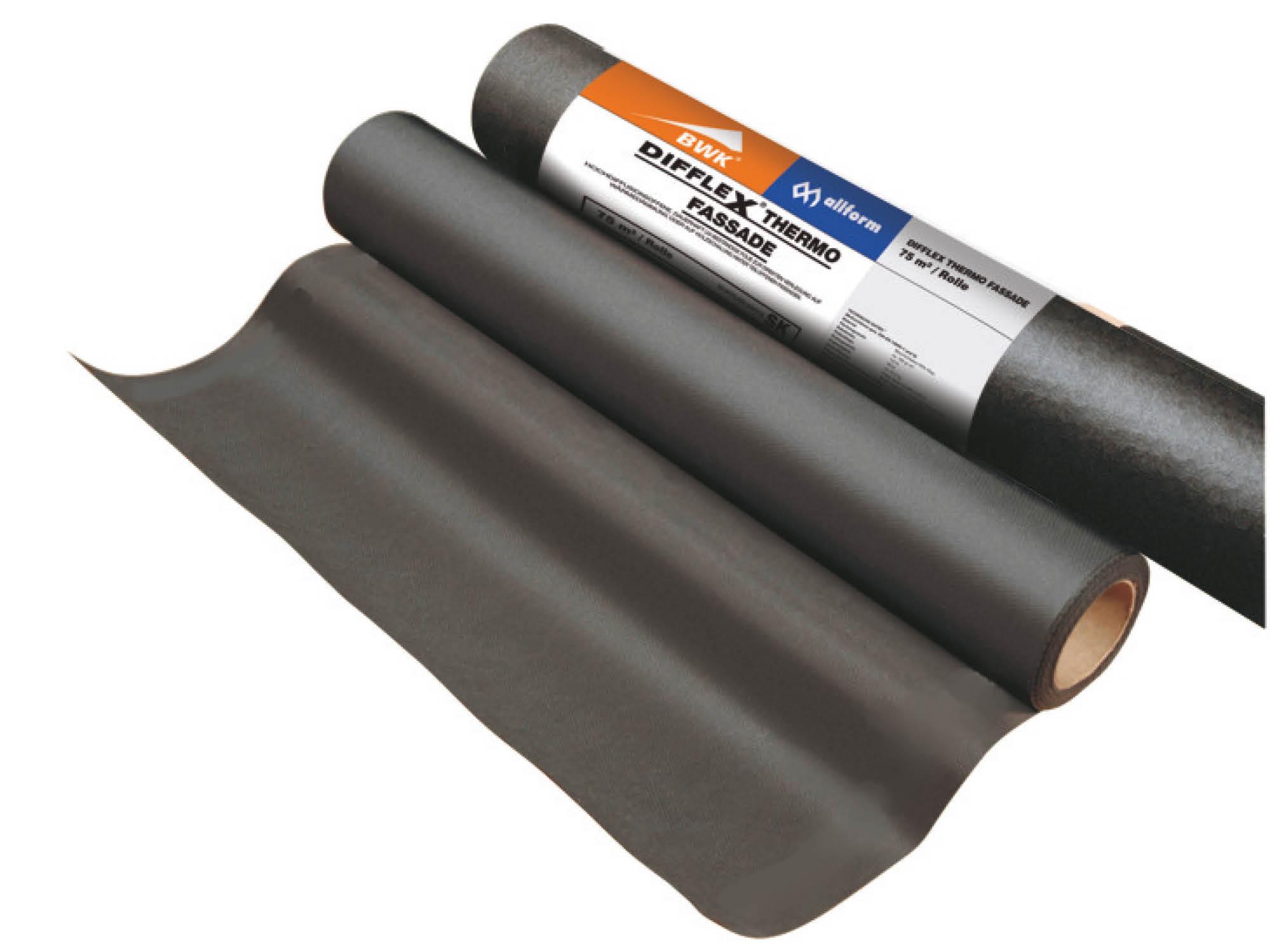 Difflex Thermo ND - Hochdiffusionsoffene Unterdeckbahnen