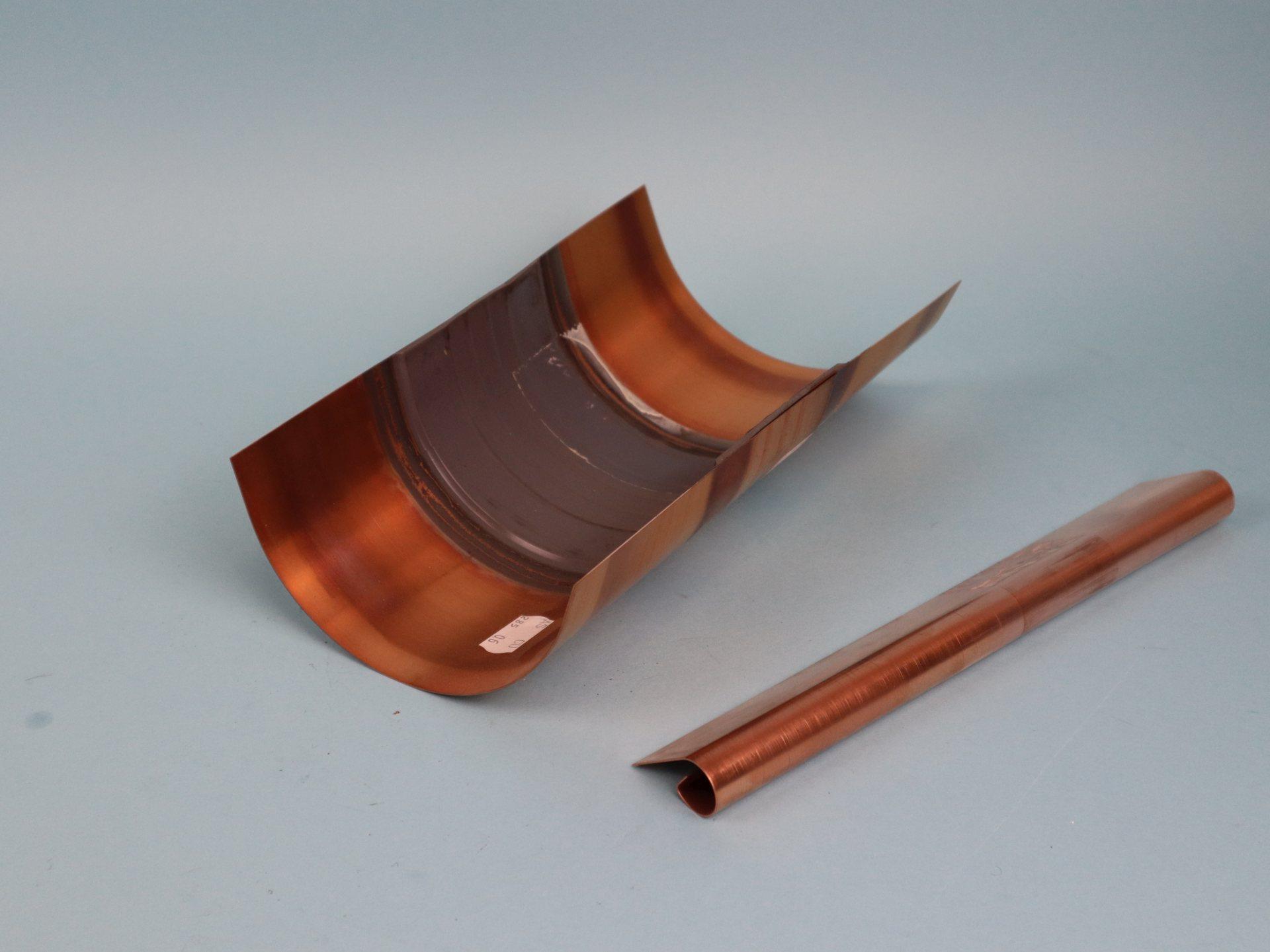 Dachrinnen Dila Kupfer