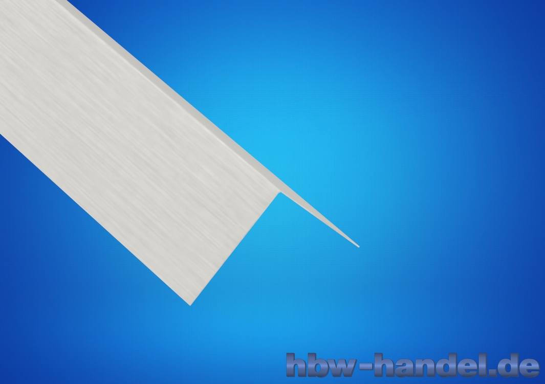 Winkelblech Aluminium natur